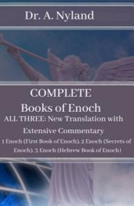 Complete Books of Enoch  All Three  New Translation with Extensive Commentary Book