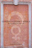 Gender and Islam in Africa