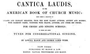 Cantica Laudis  Or The American Book of Church Music PDF