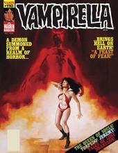 Vampirella Magazine #110