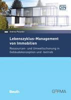 Lebenszyklus Management von Immobilien PDF