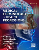 Medical Terminology for Health Professions  Hardcover