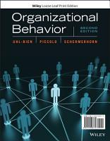 Organizational Behavior PDF