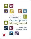 Loose Leaf for Essentials of Contemporary Management PDF