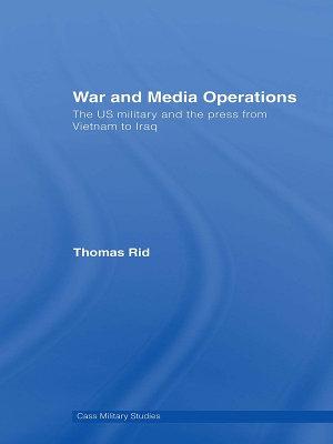 War and Media Operations PDF