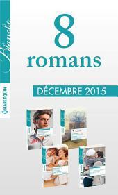 8 romans Blanche (no1246 à 1249 - décembre 2015)