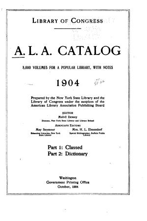 A L A  Catalog PDF