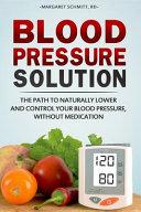Blood Pressure Solution Book