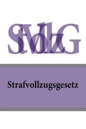Strafvollzugsgesetz - StVollzG