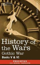 History of the Wars: Books 5-6 (Gothic War)