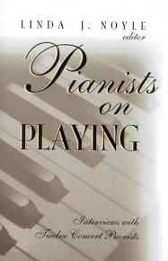 Pianists on Playing PDF