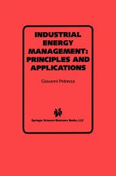 Industrial Energy Management: Principles and Applications: Principles and Applications
