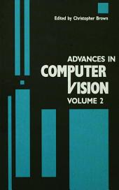 Advances in Computer Vision: Volume 2