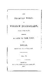 THE DRAMATIC WORKS FO WILLIAM SHAKSPEARE