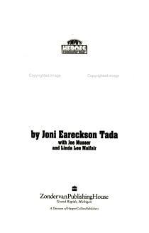 Joni s Story PDF