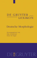 Deutsche Morphologie PDF