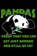 Pandas Proof That You Can Eat Just Bamboo and Still Be Fat