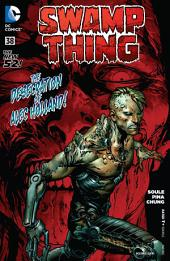 Swamp Thing (2011-) #38