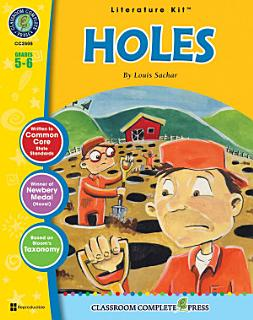 Holes   Literature Kit Gr  5 6 Book