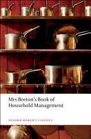 Mrs Beeton s Book of Household Management PDF