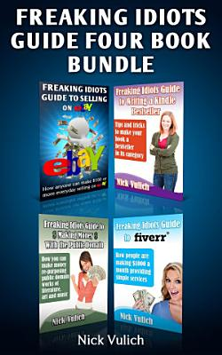 Freaking Idiots Guides 4 Book Bundle