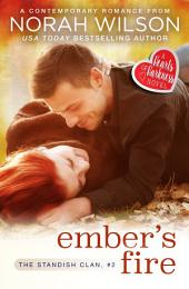 Ember's Fire: A Hearts of Harkness Romance