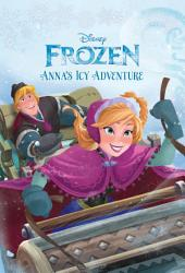 Frozen Anna's Icy Adventure