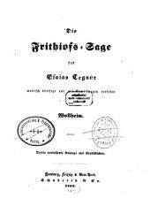 Die Frithiofs-Sage