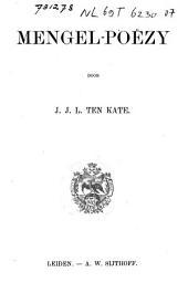 Mengel-poëzy