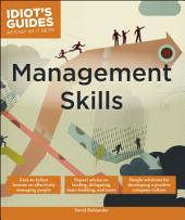 Idiot's Guides: Management Skills