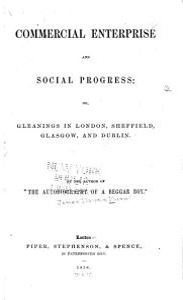 Commercial Enterprise and Social Progress PDF