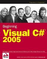 Beginning Visual C  2005 PDF