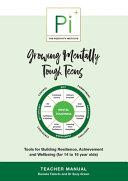 Growing Mentally Tough Teens (Teacher Manual)
