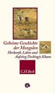 Geheime Geschichte der Mongolen PDF