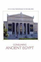 CONSUMING ANCIENT EGYPT PDF
