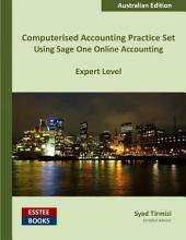 Computerised Accounting Practice Set Using Sage One Online Accounting: Australian Edition