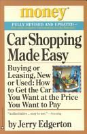 Car Shopping Made Easy