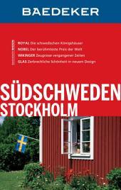 Baedeker Reiseführer Südschweden, Stockholm: Ausgabe 2