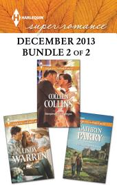 Harlequin Superromance December 2013 - Bundle 2 of 2: A Texas Child\Sleepless in Las Vegas\The Sweetest Hours