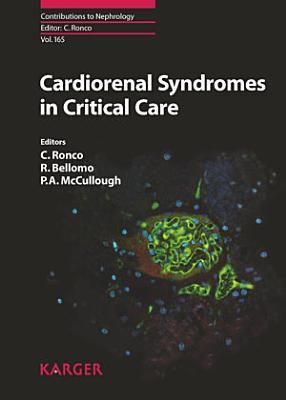 Cardiorenal Syndromes in Critical Care PDF
