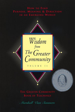 Wisdom from the Greater Community Volume II PDF