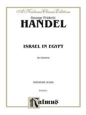 Israel in Egypt (1739): Choral Worship Cantata (Miniature Score)