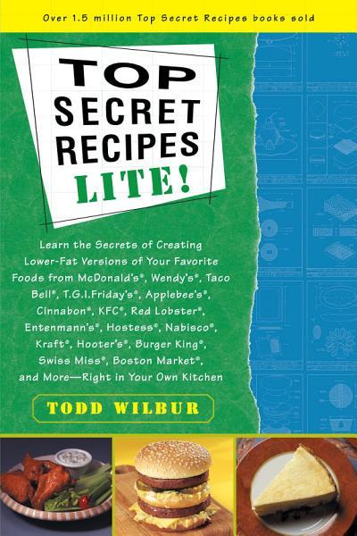 Top Secret Recipes Lite