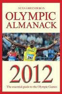 Stan Greenberg's Olympic Almanack 2012