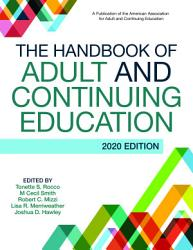 The Handbook of Adult and Continuing Education PDF