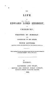 The Life of Edward Lord Herbert, of Cherbury