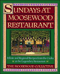 Sundays at Moosewood Restaurant Book