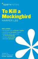 Spark Notes to Kill a Mocking Bird PDF