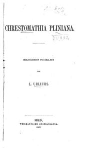 Chrestomathia Pliniana