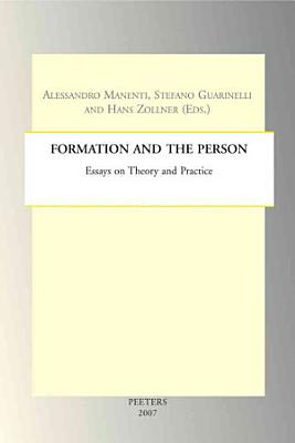 Formation and the Person PDF